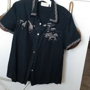Really Cute BLK animal top